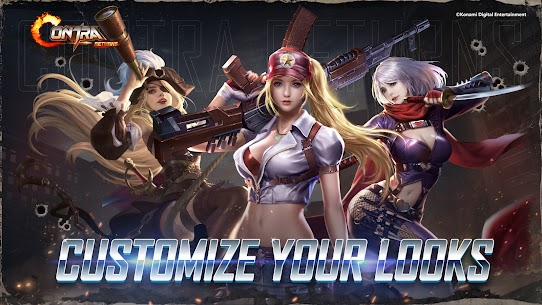 Contra Returns Mod Apk (ONE HIT to Kill) Download 10