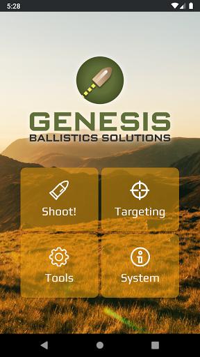 Genesis Ballistics Solutions hack tool