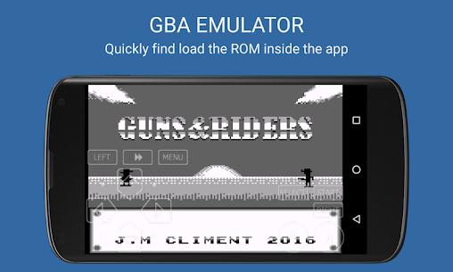 MegaGBA (GBA Emulator) 11 Mod APK Direct Download 1