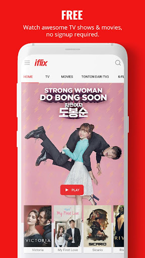 iflix - Movies & TV Series  screenshots 1
