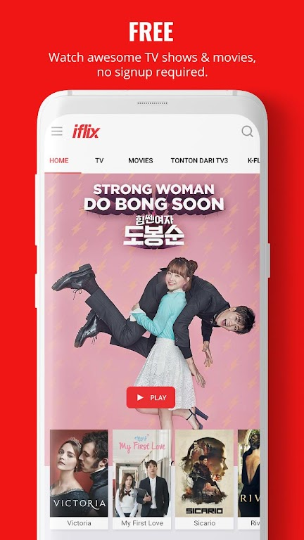 iflix - Movies & TV Series poster 0