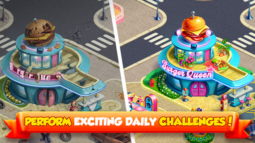 Tasty World: Cooking Voyage - Chef Diary Games 1.6.0 screenshots 7