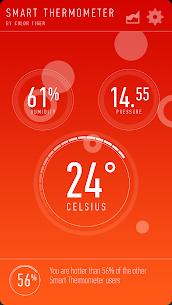 Smart Thermometer Pro v3.0.6 MOD APK 2