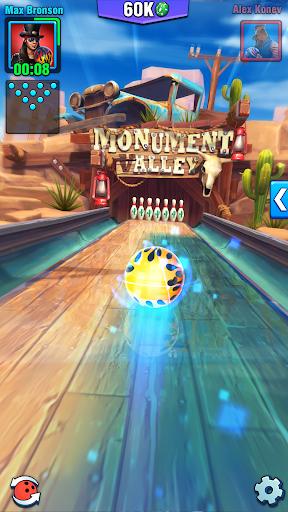 Bowling Crew u2014 3D bowling game 1.20.1 screenshots 1