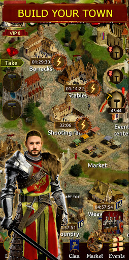 Edorium. Warfare online strategy 1.4.68 screenshots 4