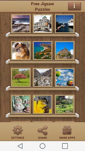 Free Jigsaw Puzzles apklade screenshots 1