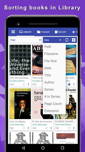 Librera - reads all books, PDF Reader 8.3.109 Screenshots 12