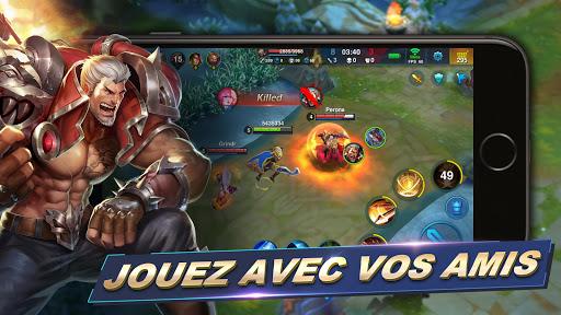 Code Triche Heroes Arena (Astuce) APK MOD screenshots 5