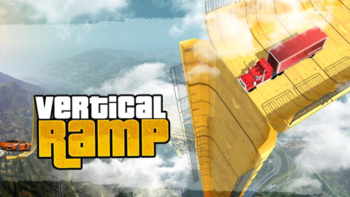 Vertical Mega Ramp Impossible 3D 1.9 screenshots 5