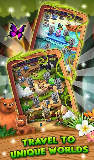 Mahjong Animal World - HD Mahjong Solitaire screenshots 2