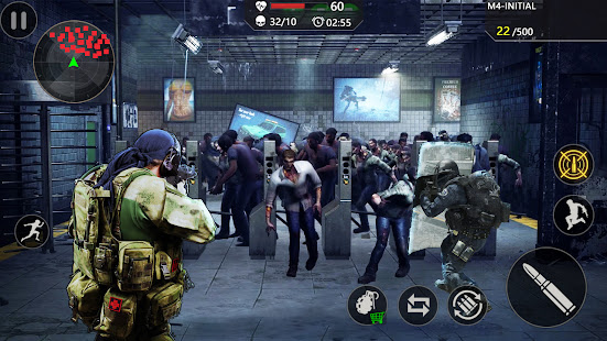 Dead Zombie Trigger 3: Real Survival Shooting- FPS
