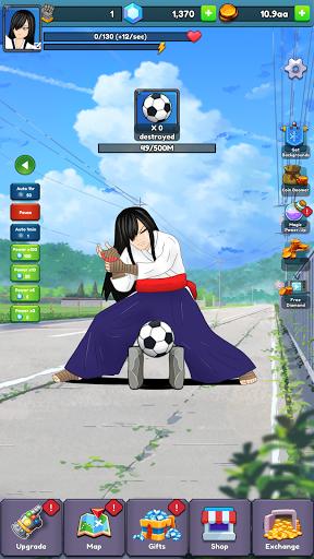 Tap Break Them All : Clicker Hero screenshots 4