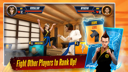 Cobra Kai: Card Fighter goodtube screenshots 3