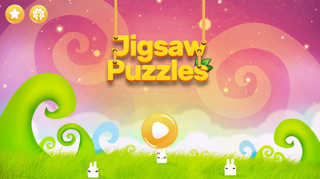 Princess Jigsaw Puzzle Game For Toddlers