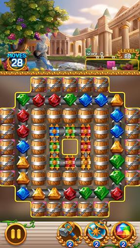 Jewel Athena: Match 3 Jewel Blast 1.7.1 screenshots 8