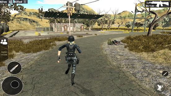 Fire Free Battleground Survival Hopeless Squad  screenshots 3