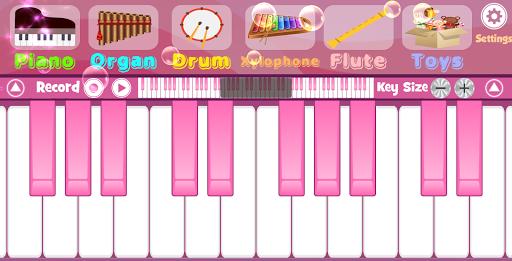 Pink Piano 1.14 Screenshots 1
