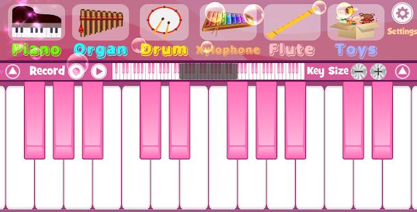 Pink Piano screenshots 1