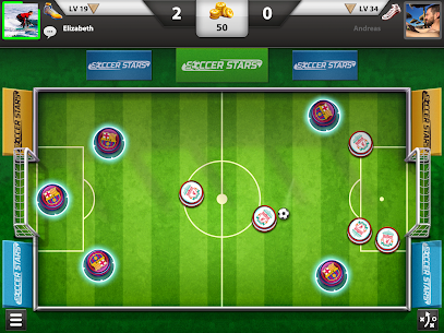 Soccer Stars Mod (Unlimited money/unblocked) 7
