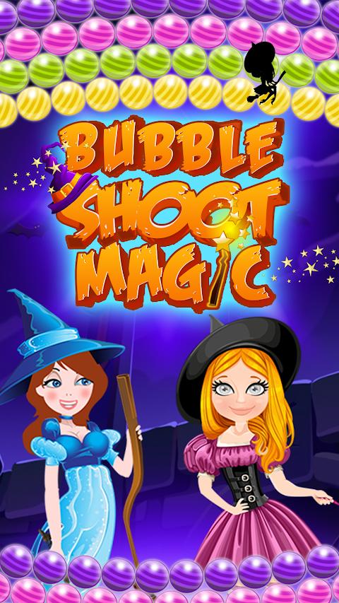 Bubble Shooter Magicのおすすめ画像2