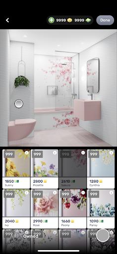 Redecor - Home Design Game Apkfinish screenshots 6