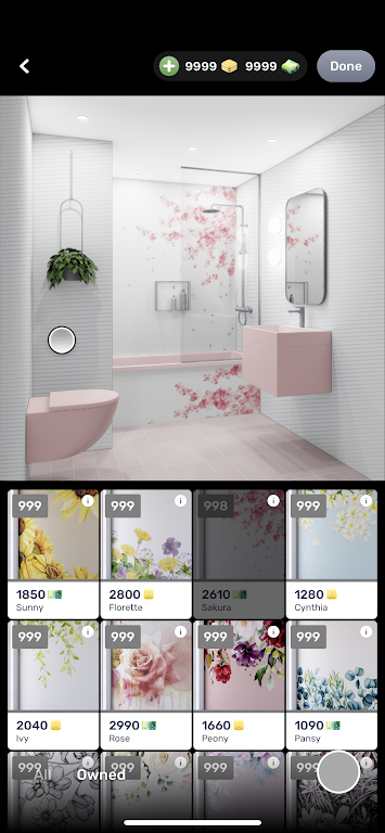Redecor - Home Design Game poster 5