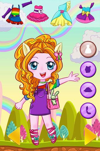 Free Dress Up Games for Girls screenshots 2