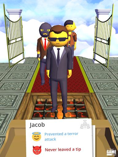u200eHeaven or Hell? A divine game - You be the God  screenshots 7