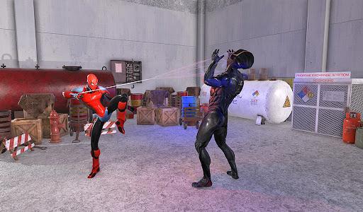 Rope Spider Super Hero Vs City Gangs  screenshots 2