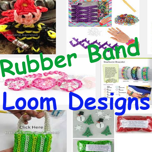 Rubber Band Loom Designs For PC Windows (7, 8, 10 and 10x) & Mac Computer