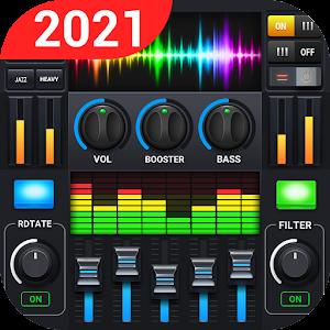 Equalizer  Bass Booster &amp Volume EQ &ampVirtualizer