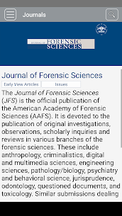 Journal of Forensic Sciences For Pc (Windows 7, 8, 10 & Mac) – Free Download 2