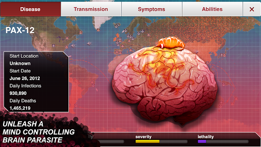 Plague Inc. 1.17.1 screenshots 7