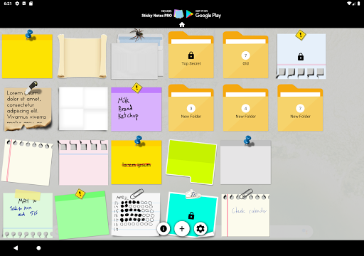 Sticky Notes + Widget 4.2.1 Screenshots 5