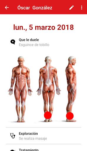 Anam (Gestiu00f3n en Fisioterapia y Osteopatu00eda)  Screenshots 1