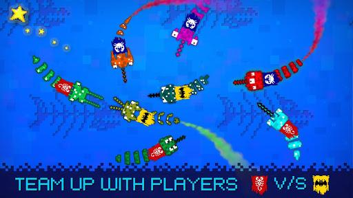 Pixel Sword Fish io  screenshots 12