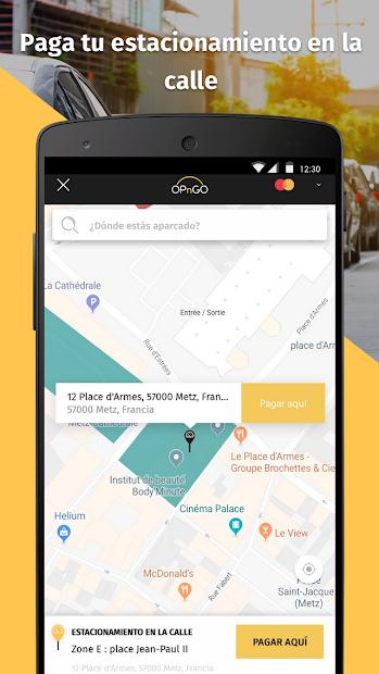 Imágen 6 de OPnGO - Parking para android