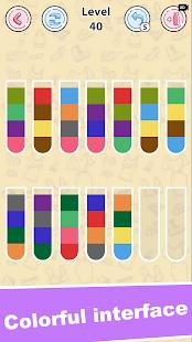 Sort Fashion: Watercolor 1.0.14 screenshots 2