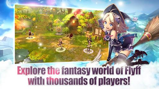 Flyff Legacy - Anime MMORPG - Free MMO Action RPG apkmartins screenshots 1