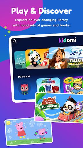 Kidomi 2.4 r3056 screenshots 7