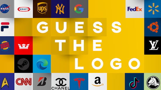 Guess the Logo: Multiple Choice Quiz Screenshot