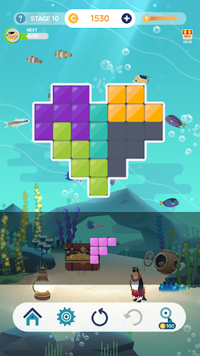 Puzzle Aquarium apkdebit screenshots 7