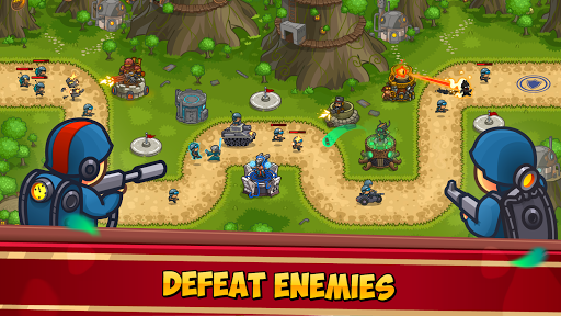 Steampunk Defense: Tower Defense 20.32.561 Screenshots 4