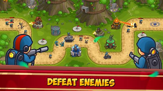 Steampunk Defense MOD APK (Unlimited Money) 4
