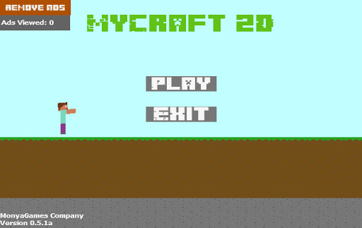 MyCraft: Building and Survival in 2D 0.5.1 screenshots 1