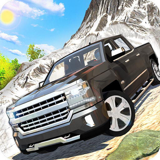 Offroad Pickup Truck S Icon