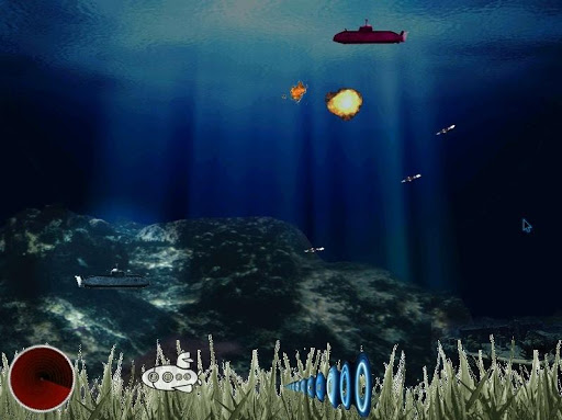 sonar battles screenshot 3