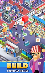 Box Office Tycoon Mod Apk (VIP Unlocked) 1