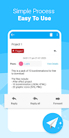 screenshot of Email - Fast Login mail for Hotmail & Outlook