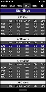 vs. (NFL) 2020 Schedule & Scores